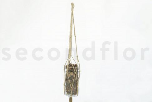 Colgador Macrame pequeño - 1 Unidad - Natural