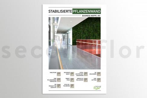 [G_P_SF-DB-1_E] Geschäftsmappe 1 - «Stabilisierte Pflanzenwand»