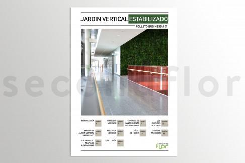 [G_P_SF-DB-1_E] Ficha de la empresa 1 - «Jardin Vertical Estabilizado»